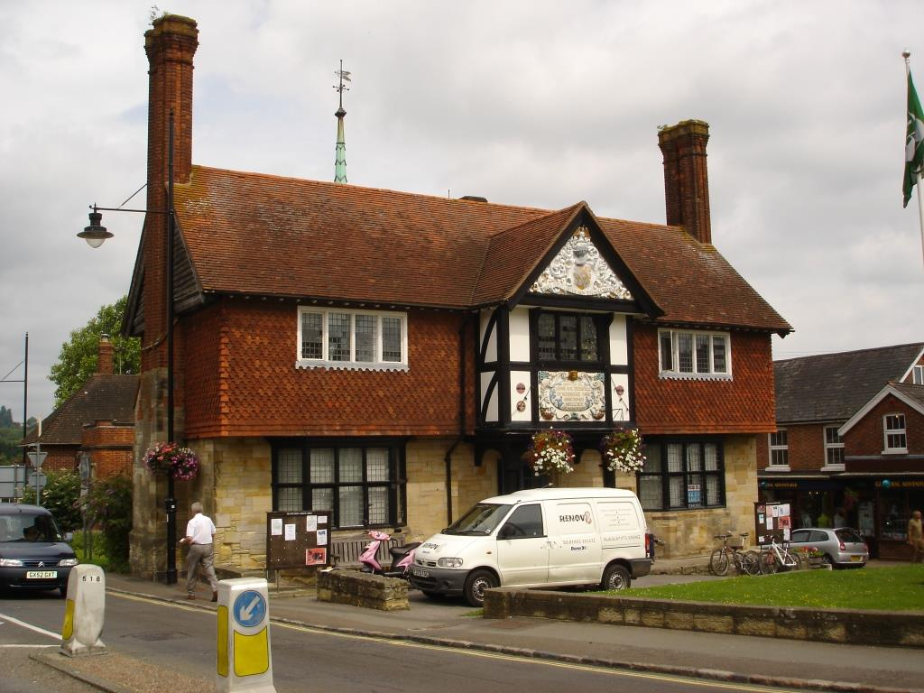 Village Hall Access Works, Forest Row, East Sussex