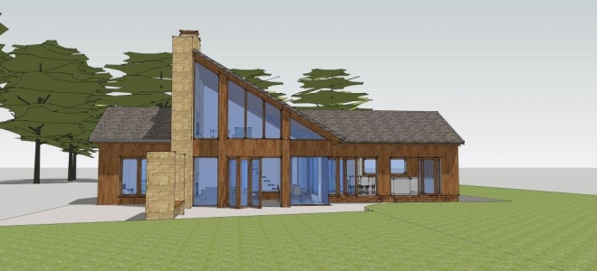 New House, Forest Row, East Sussex'