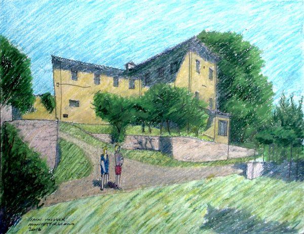 Montestigliano, Brenna, Sketch 1