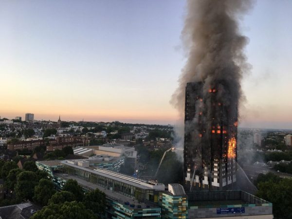 Grenfell Tower fire 2017 photo Natalie Oxford7