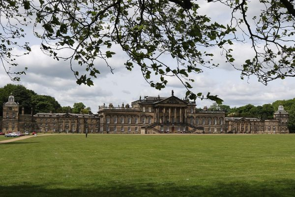 Wentworth Woodhouse East Front photo Andrew Rabbott