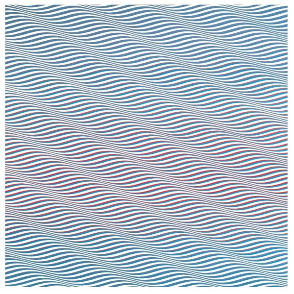 Bridget Riley Cataract 3 1967
